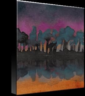 The-Woods-I-Turquoise_art