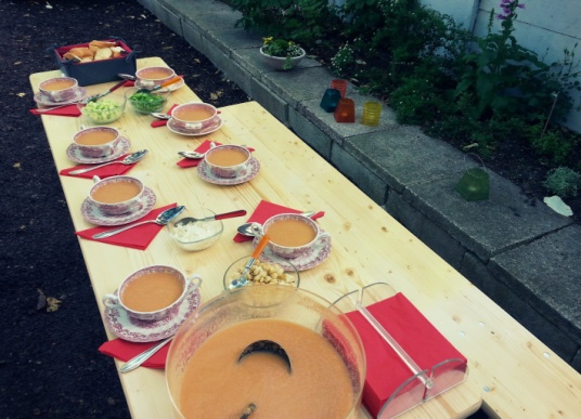 gazpacho table 2