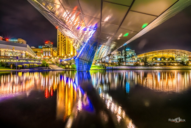 Adelaide Footbridge2